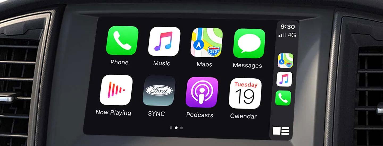 Apple CarPlay Android Auto Ranger