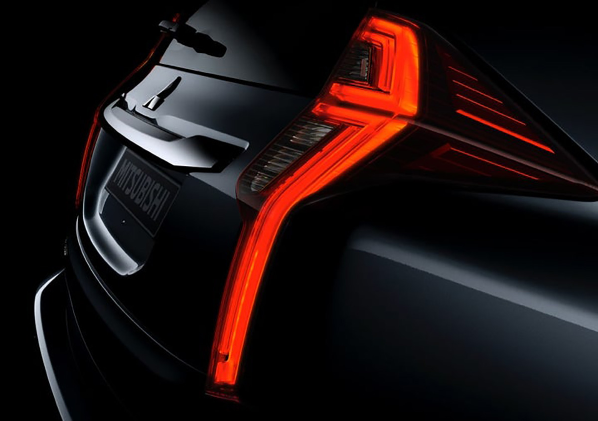 LED TAIL LAMP AND STOP LAMPS Montero Sport