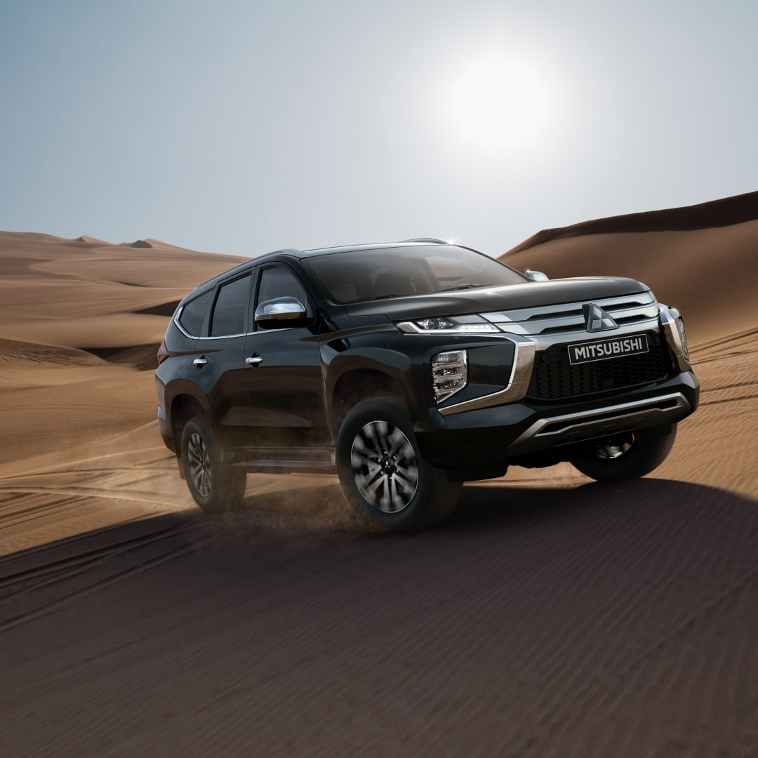 OVERALL STYLING 1 Montero Sport
