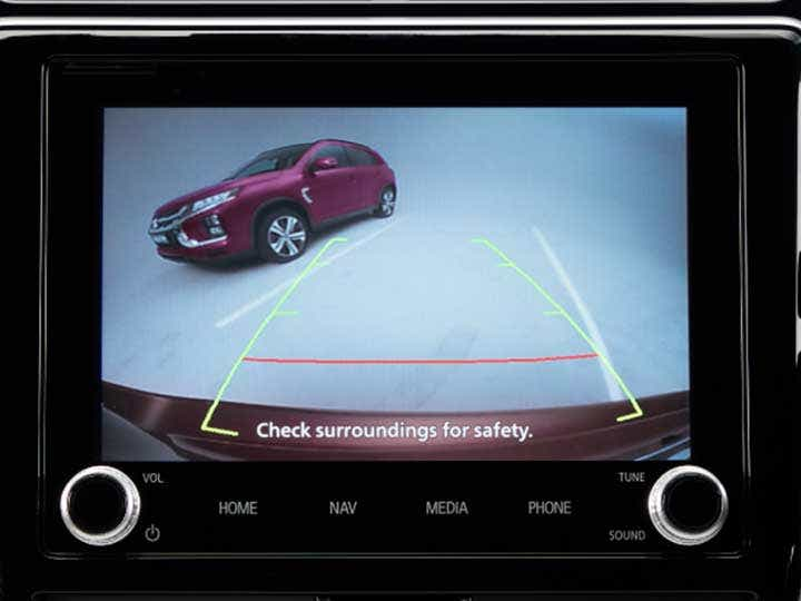 Rear Parking Camera ASX