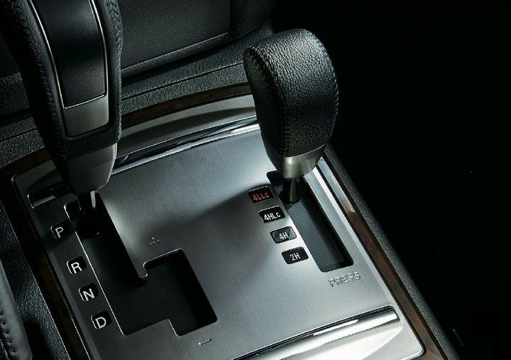 SUPER SELECT 4WD II Montero
