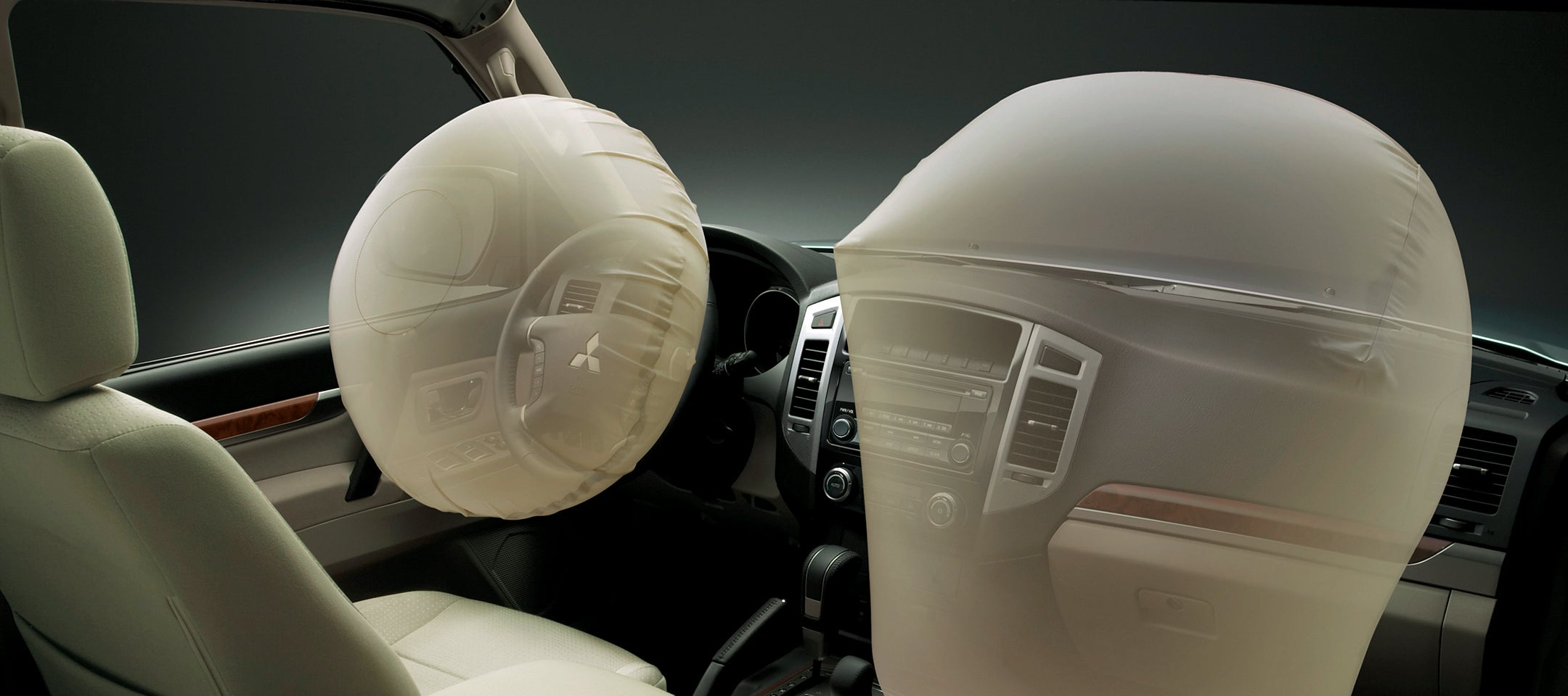 airbags 2 Montero