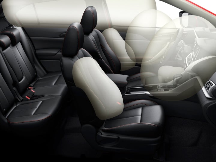 airbags Eclipse Cross