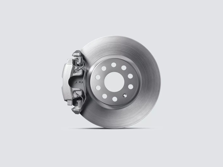 braking system Tiguan