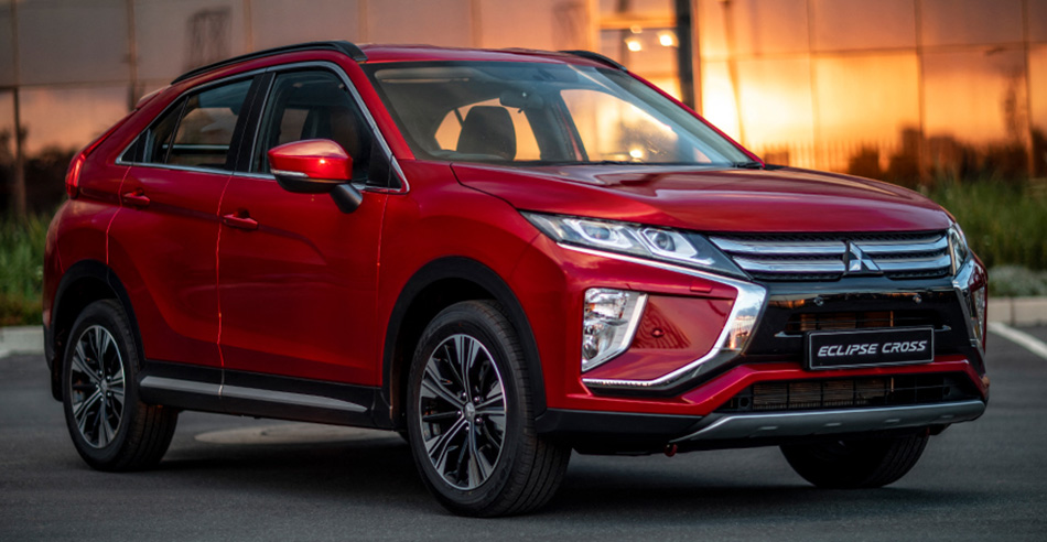 meticulously crafted Eclipse Cross