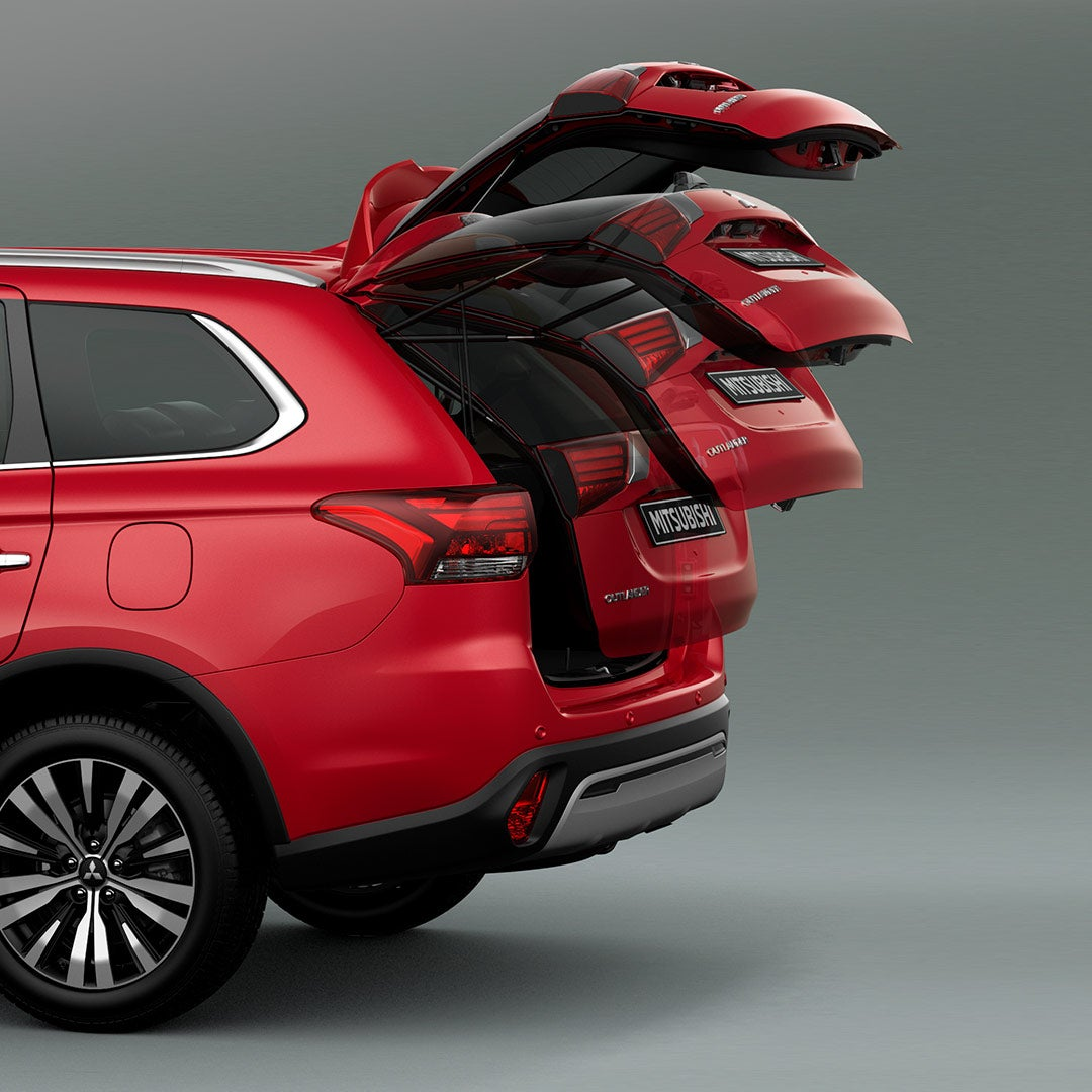 powered tailgate Outlander
