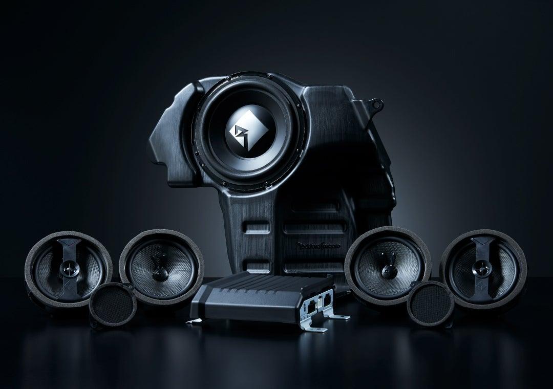 sound system Eclipse Cross