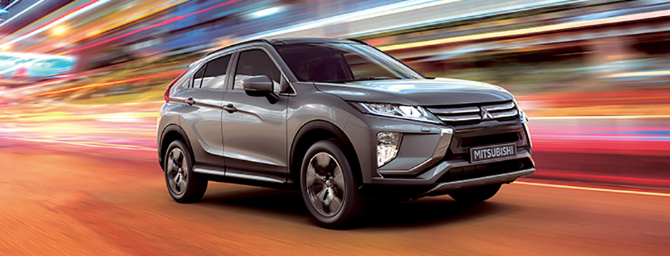 the suv reinvented Eclipse Cross