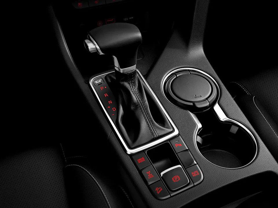 8 Speed Automatic Transmission Sportage