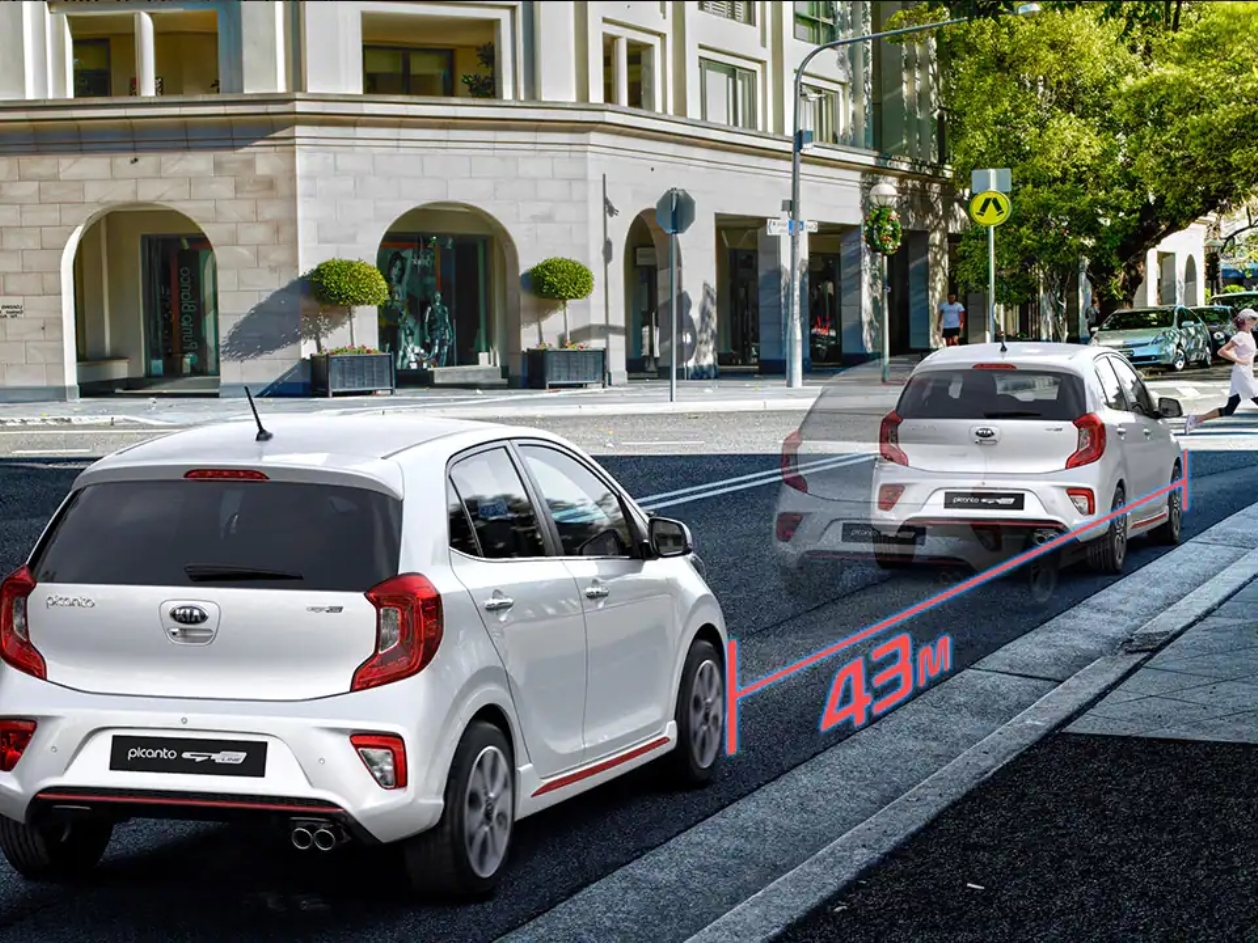 Braking system EX Variants only 1 Picanto