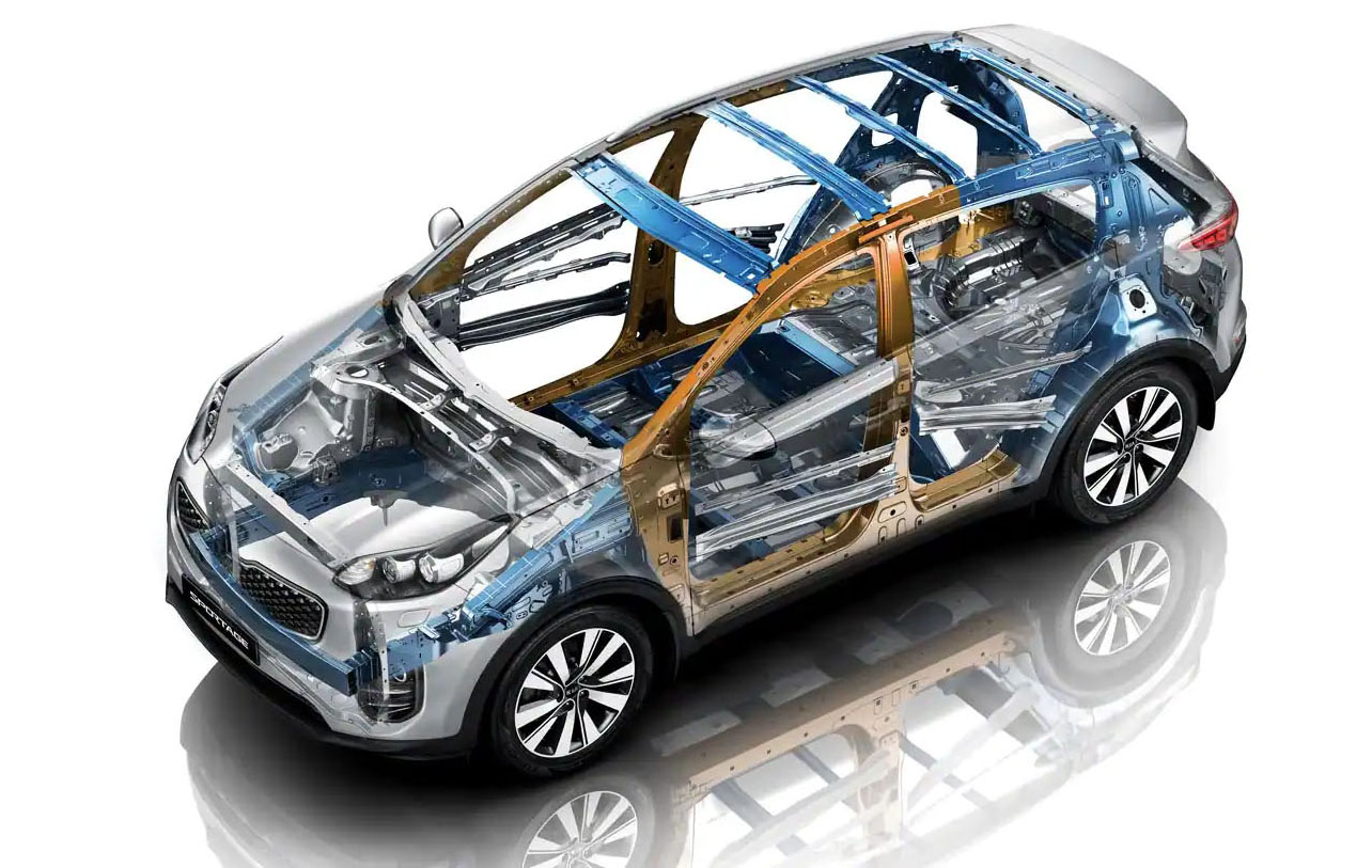 Chassis Sportage