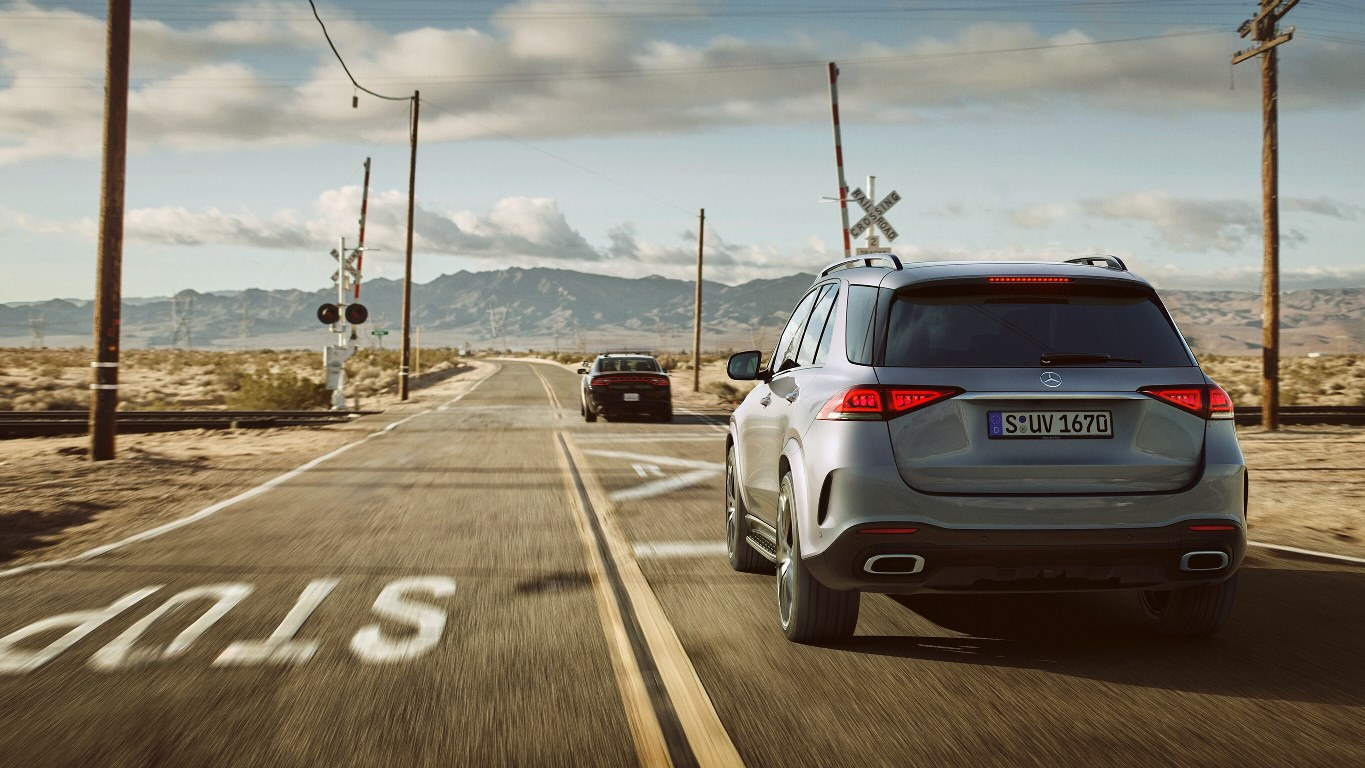 Driving Assistance package Plus GLE