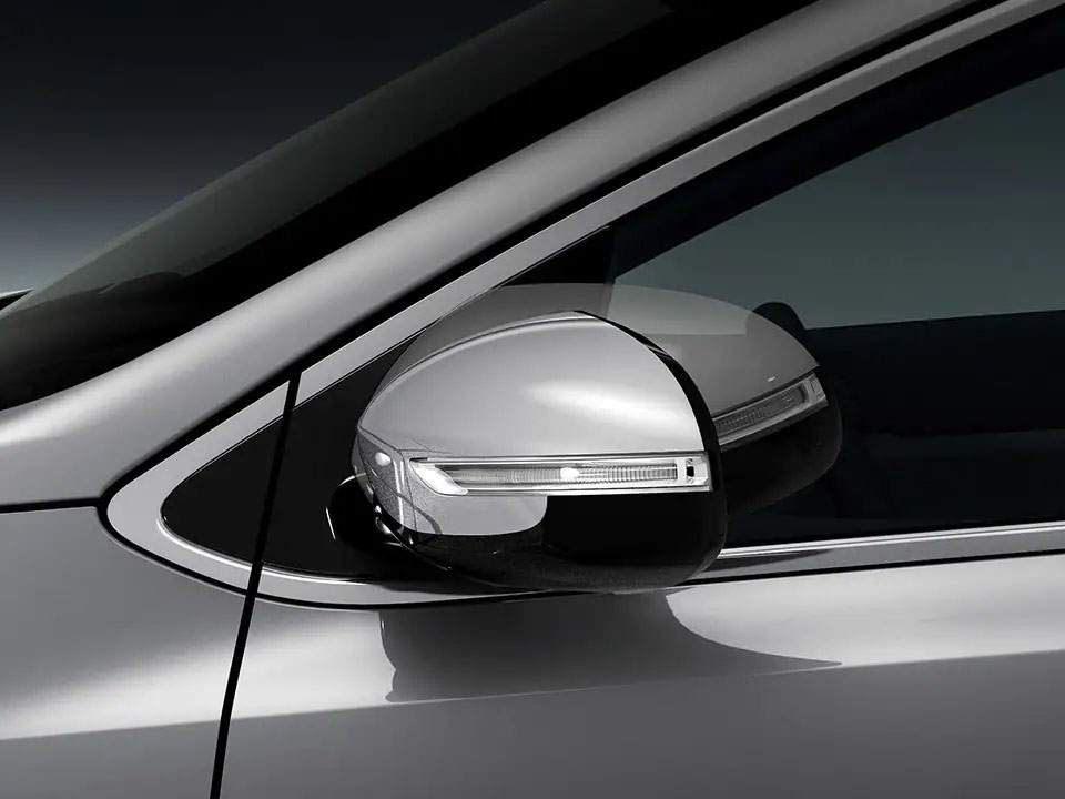 Electric Adjustable Rear View Mirror Sportage