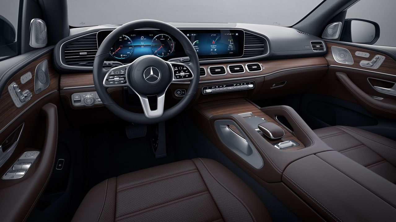 Exclusive GLE