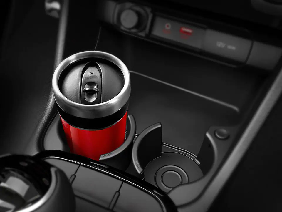 Front cup holder Picanto