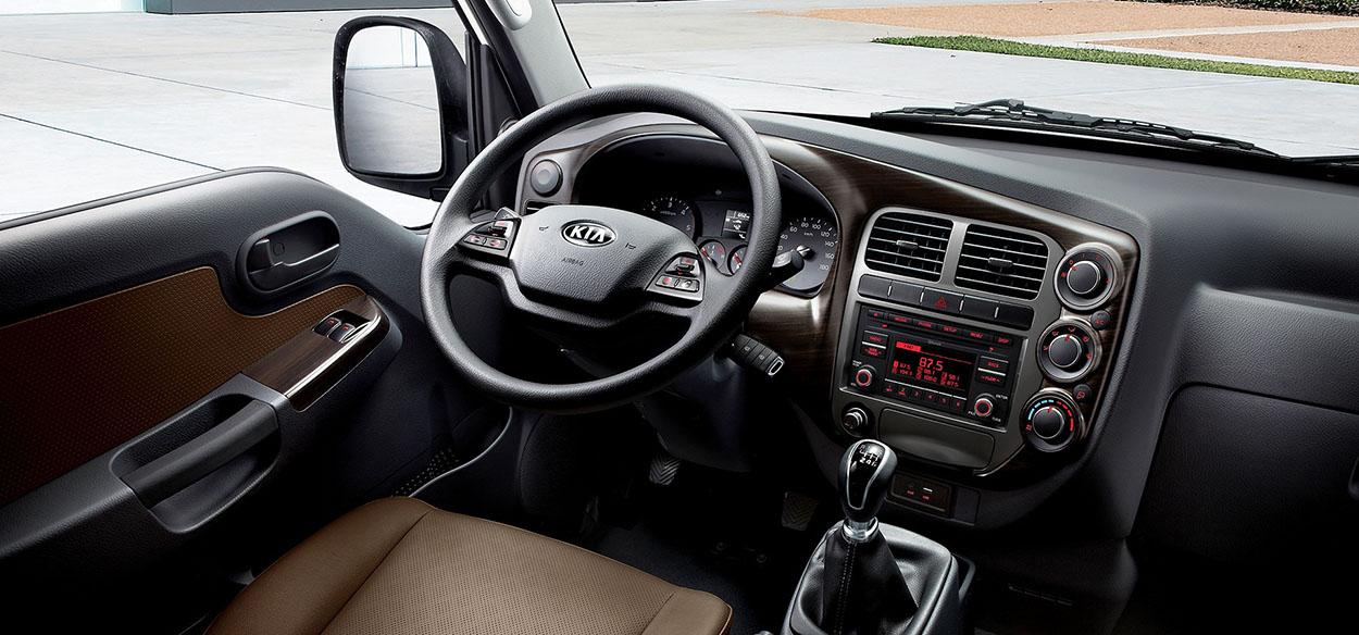 Interior Power tilt steering wheel K2700