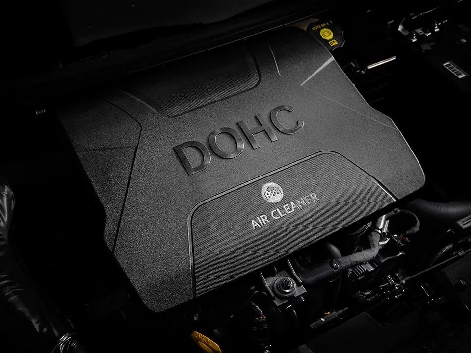 Kappa Dual CVVT Engine Picanto