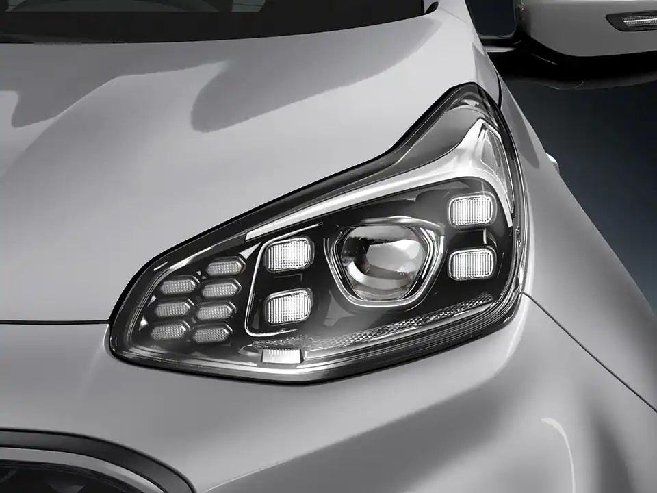 LED Headlights Sportage