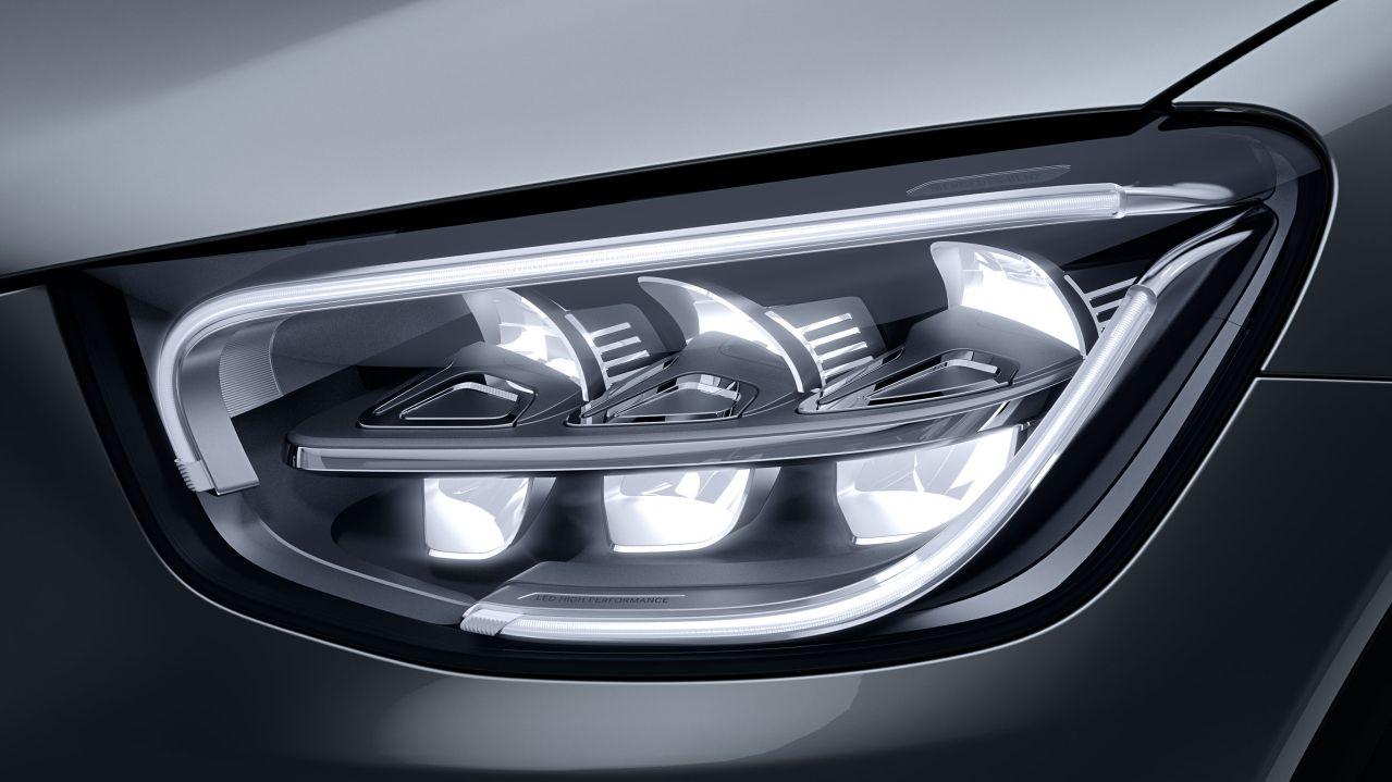 LED High Performance headlamps 1 GLC