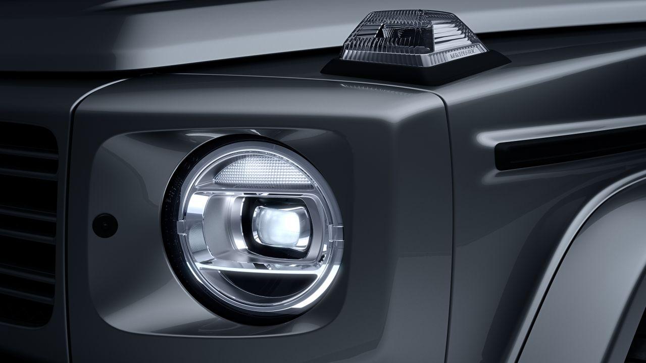 LED High Performance headlamps G-Class