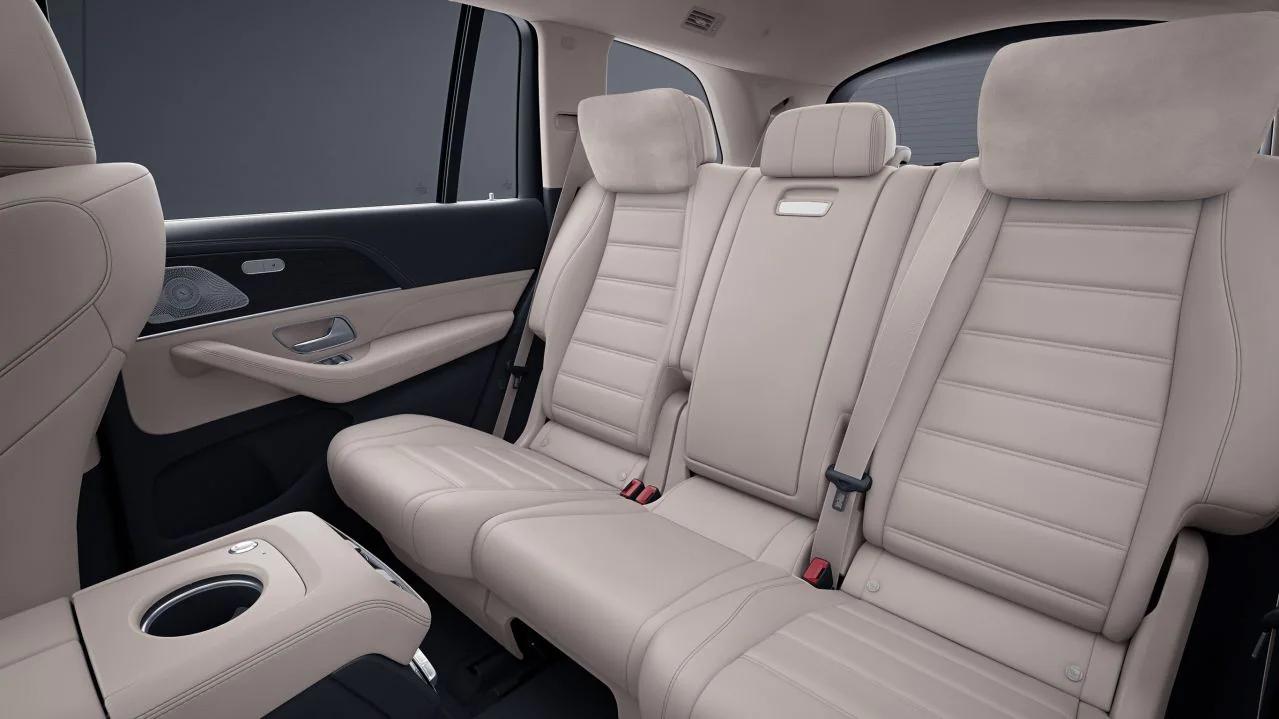 Rear Comfort package Plus GLS