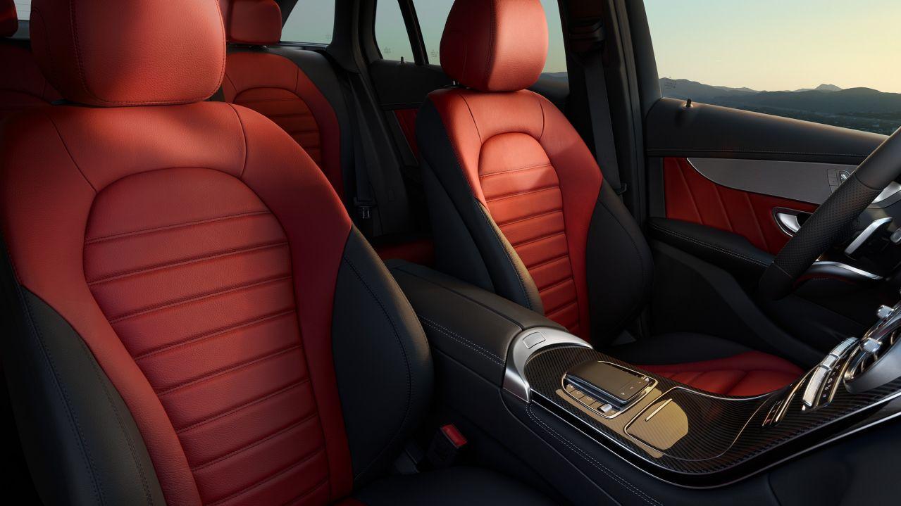 Sport Seats GLC