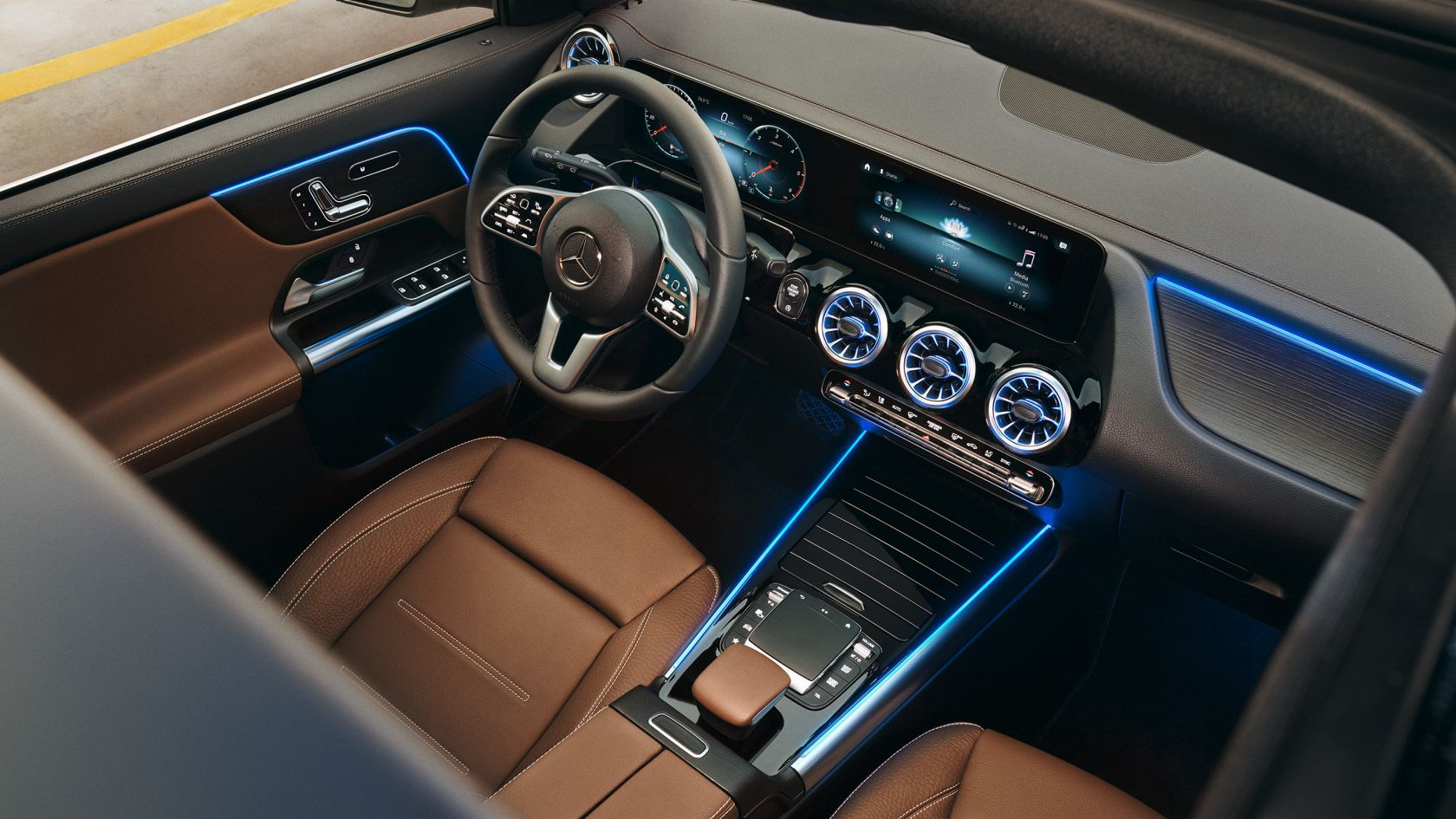 Touch Control concept GLA