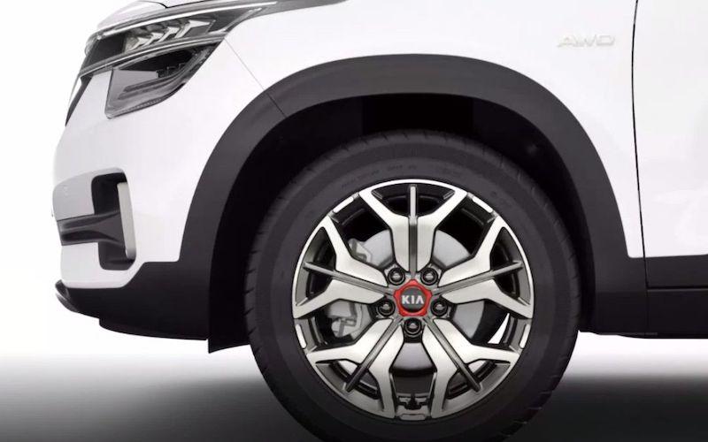 184440 alloy wheels Seltos