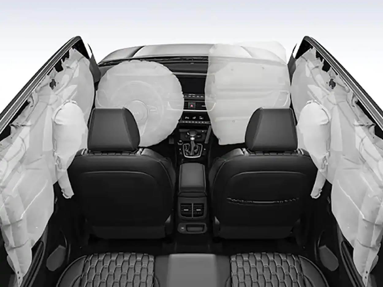 airbags Seltos