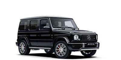 G Class Cross Country Vehicle Mercedes-Benz