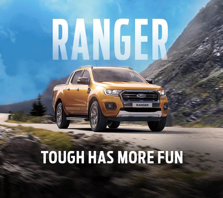ranger 1 Ford