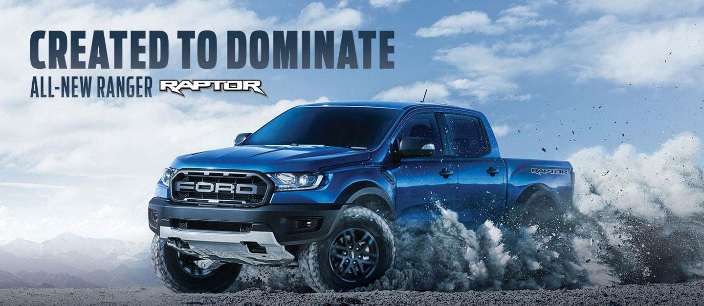 ranger raptor 2 Ford